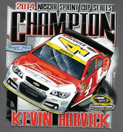 Harvick Champ Gear