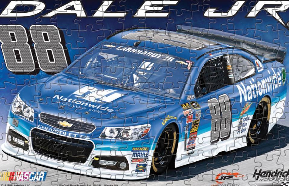 NASCAR Puzzles