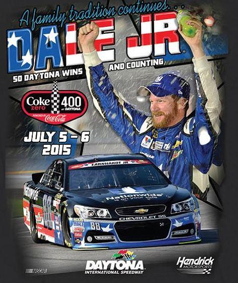 Dale Jr. Gear