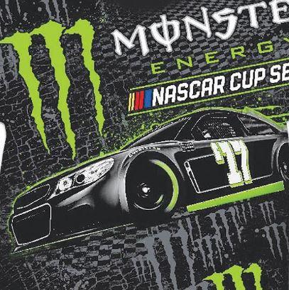 Monster Energy NASCAR Series Tee Shirt